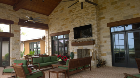 Outdoor Living Space Construction| Patio Builder Houston
